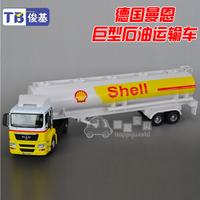 8 wheel giant transport truck luxury lengthen version of alloy car model