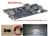 Raspberry Pi Enhanced Version MINI PC cubieboard A20 ARM Cortex A7 Dual-Core +free shipping