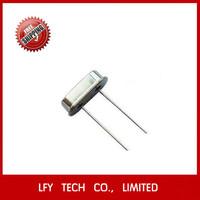 100pcs/Lot HC-49S 10.250MHZ Clock oscillator / Quartz crystal products and ROHS Free shipping