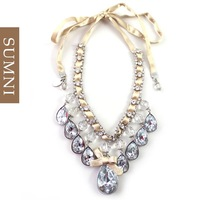 2103 new fashion elegant crystal banquet luxurious rhinestone crystal necklace for bridal 1pc free shipping