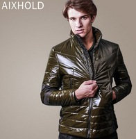 Hot 2013 new men's down jacket coat winter outdoor sports fashion warm coat