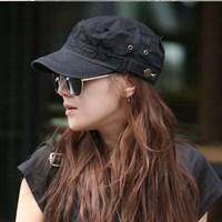 Bell 100% cotton military hat 100% cotton cadet cap baseball cap