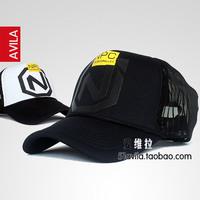 Npc truck cap mesh cap male women's baseball cap summer sunbonnet sun hat