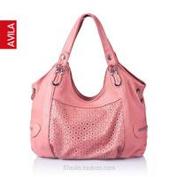 2012 all-match women's casual shoulder bag fashion bag women's cutout cross-body handbag