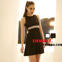 Imboaz 2013 tenderness sexy summer fashion elegant dress one-piece dress