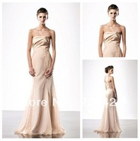 Shealth Organza Prom Dress Gown 2011 Hot Free Shipping