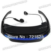 Portable 52 inch 4GB virtual video glasses VG280