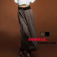 Imboaz 2013 loose plus size chiffon casual all-match ol elegant trousers pants female