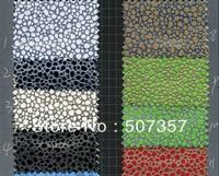 Wholesale Stone grain metallic leather/  Sofa leather handbag /  wear 100122