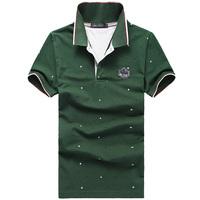 One-t rabbit polo shirt male short-sleeve casual male elegant t-shirt male casual t-shirt