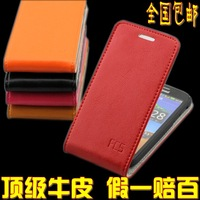 ultra-thin genuine leather flip case cover for jiayu G3 G3S G3T, case for jiayu , moblie phone bags&cases for jiayu G3,free ship
