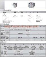 SDA-40*5 compact pneumatic cylinder