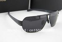 summer sun glasses for men brand car P8516 mens sunglasses brand titanium polarized Free shipping