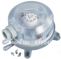 differential pressure switch / air pressure switch / gas flow switch 50pa-500pa