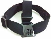 F05745 JMT Helmet Head Strap Belt Mount Camera Fixed Headband Size Adjustable Anti-Skid For Gopro Hero HD 2 3 + Free ship
