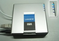 Unlocked Linksys PAP2 N VoIP Gateway . Internet Phone Adapter with Two Phone Ports, Welcome Wholesale and Retail