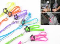 Ferret Harness Adjustable Rabbit Hamster Rat Mouse Leash Lead Multicolor Light
