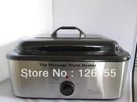 60pcs/set hot massage stone and 18Q heater for body massage