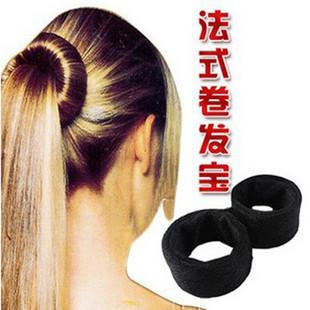 2015 new arrive Hair sticks tools involucres meatball head french hair maker hair maker stick belt 8052 cheap(China (Mainland))