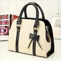 Bags 2013 female fashion one shoulder bag for women vintage bow handbag messenger bag