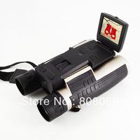 "1080p full hd digital binocular camera with  2.0""  LTPS  telescope camera with 4 x digital zoom FS-608"
