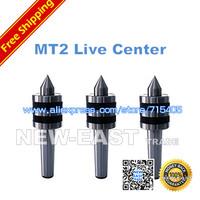 Free shipping for Precision live center MT2 130.5mm MT2 live center for lathe machine Revolving Centre