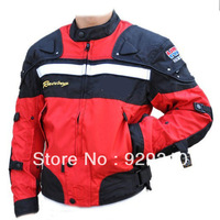Free shipping Men's Motor Jacket Motorcycle Jacket Racing Jacket Motocross Jackets Sports Cycling Motorbike Jacket