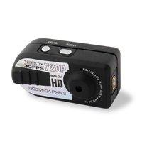 Free Shipping MINI CAMERA Camcorder Metal Digital Camera Recorder Q5 Mini DV 720P Thumb DV Motion