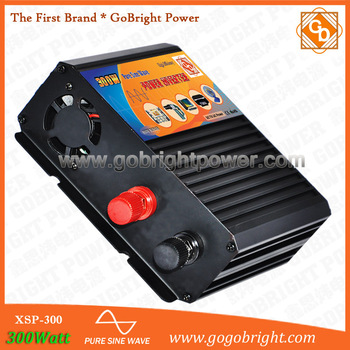 Freight Free 300w ac car power cup inverter XSP-300-12V