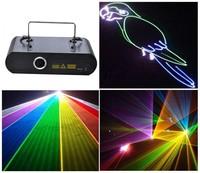 RGB 2500mW Laser Animation Full Color 2.5watt Laser Light 20K R638nm/1W,G500mW,B1W Pub Party Light Bar