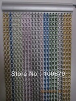 Fly Chain Screen  / decorative aluminum hook chain /