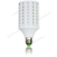 High Power  Free Shipping 30W 102 LED 5630 SMD E27 Cool White Warm White LED Corn Light Lamp AC 110V Good Quality