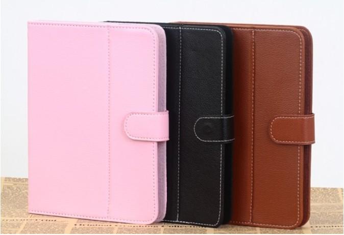 """Leather Case+Stylus+Film For 7"""" Curtis KLU LT7033D LT7052 Tablet GB2"""