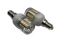 5Pcs/Lot SMD 5050 27 LED 200-240V LED Spot Light 4watt E14 Bulb Lamp Cold white / Warm White 360 Degree Free Shipping  2#