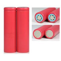 6 PCS New Sanyo 18650 3.7v Rechargeable Lithium Battery 2600mah  light Flashlight Batteries,External Power Battery+Free shipping