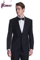 M014 100% Customize Executive Modern Men Slim Fit Suits Groom Business Suit Men Suit