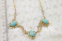 2013 Hot sell fashion necklace jewelry in summer