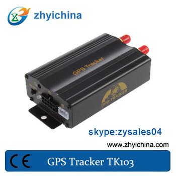 Hot sale mobile phone cheap car tracker tk103 gps vehicle/car/truck tracker
