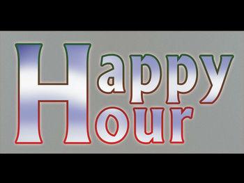Bn0529 Pop Drinks Impressive Live Audience Socials Happy Hour Banner Sign