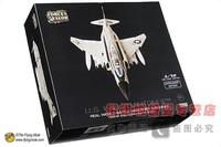 free shipping ! FOV 85021 1:72 U.S. F-4J Phantom II fighter ghost alloy Military Model