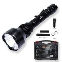 Free Shipping!!Olight M3X TRITON Cree XM-L2 LED 1000 Lumens OTF Tactical Flashlight Torch 580m