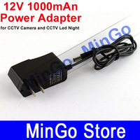 12V 1000mAn Power Adapter 1A Adatper charger for cctv camera and Led Night Power Connection