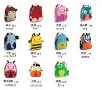 School Portable Lovely Animal Multi-function Insulated Lunch Cooler girls boys Bags Student Cartoon kids Meal Bagshoulder bag
