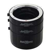 FOTGA Automatic AF macro extension tube DG set 13+20+36mm DG for Canon EF EF-S Kenko  Free shipping