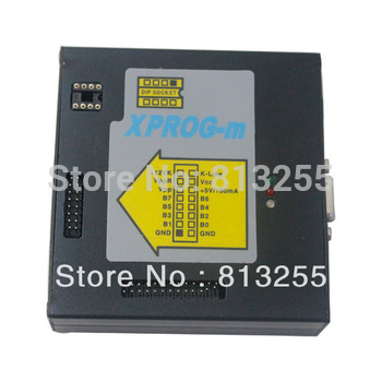 2013 Newest version Metal Model XPROG-M Programmer V5.0 free shipping