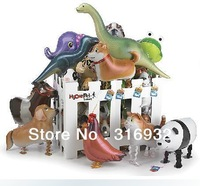 M3 Free shipping Walking animal pet balloons, 10pcs/lot