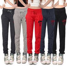 Free shipping 2013 spring thin sports pants slim pants health pants sports pants female trousers at home(China (Mainland))