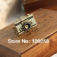 Min.order is $12(mix order)2013 Brand New Desinger Fahion Europe Vintage Personality Camera Rings Jewelry!Free shipping