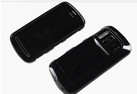 1pcs free shipping high quality soft slicon case for nokia 808 case (fast delivery by hongkong post)