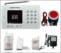 Wireless PIR Motion Detector/ Door/Window Sensor /remote controlHome Security Burglar Alarm System Auto Dialing Dialer